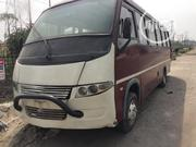 Mercedes Benz Marcopolo Volare W8 2005 Red-white Used For Sale   Buses & Microbuses for sale in Lagos State, Lekki Phase 2