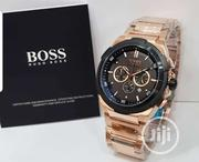 Hugo Boss Designer Wrist Watch   Watches for sale in Lagos State, Magodo
