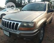 Jeep Cherokee 2001 Gold   Cars for sale in Abuja (FCT) State, Central Business Dis