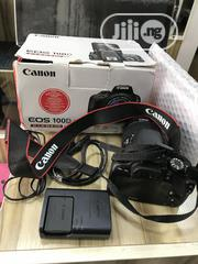 Canon EOS 100D Ef-s 18-55 IS STM Lens | Photo & Video Cameras for sale in Lagos State, Ikeja