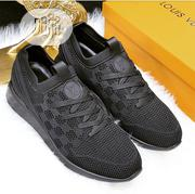 Louis Vuitton Black and White Sneakers. | Shoes for sale in Lagos State, Lagos Island