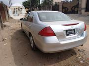 Honda Accord 2.4 Exec Automatic 2007 Gray | Cars for sale in Lagos State, Lekki Phase 1