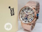 Montblanc Designer Time Piece   Watches for sale in Lagos State, Magodo
