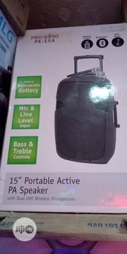 """15"""" PA System   Audio & Music Equipment for sale in Lagos State, Ojo"""