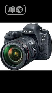 Canon EOS 6D Mark Ii And 24-105mm Lens | Photo & Video Cameras for sale in Lagos State, Ikeja