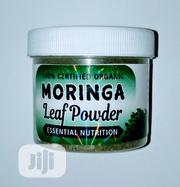 Moringa Leaf Powder (100% Organic) | Vitamins & Supplements for sale in Lagos State, Surulere