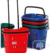 Plastic Shopping Basket Trolley | Store Equipment for sale in Lagos State