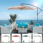 Outdoor Poolside Parasol Umbrella Cantilever Swimming Pool Cafe Shade | Garden for sale in Lagos State, Ikeja