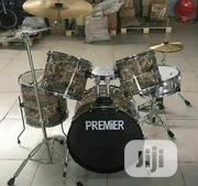 Premier Drum 5set Set With Chemical Veron. | Musical Instruments & Gear for sale in Lagos State, Ojo