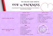 Valentine's Day Packages (Gifts) | Party, Catering & Event Services for sale in Oyo State, Ibadan