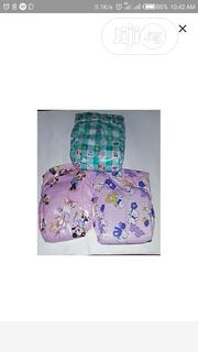 3pcs Washeable Coloure Baby Pampers | Baby & Child Care for sale in Lagos State, Alimosho