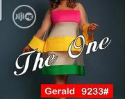 Colourful Short Female Gown | Clothing for sale in Lagos State, Ikeja