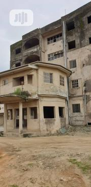 Standard Uncompleted 4-Storey Building At Ifako Gbagada For Sale. | Houses & Apartments For Sale for sale in Lagos State, Gbagada