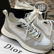 Christian Dior Homme B25 Oblique White Sneakers   Shoes for sale in Lagos State, Lagos Island