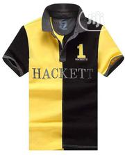 Hackett Polo Collar Neck | Clothing for sale in Lagos State, Lagos Island