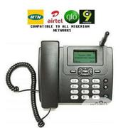 Huawei Table Land Line Desk Phone With FM Black | Home Appliances for sale in Lagos State, Ikeja