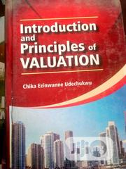 Introduction To Principles And Valuation | Books & Games for sale in Lagos State, Surulere