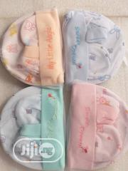 Baby Cap And Socks | Children's Clothing for sale in Lagos State, Agege