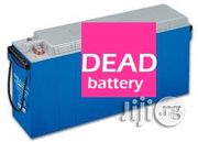 Scrap Solar Battery In Gbagada   Manufacturing Services for sale in Lagos State