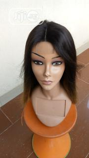 Ombre Closure Straight Wig   Hair Beauty for sale in Lagos State, Ikeja