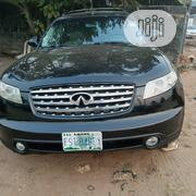 Infiniti FX35 2005 Base 4x4 (3.5L 6cyl 5A) Black   Cars for sale in Imo State, Owerri