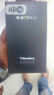 New BlackBerry DTEK60 32 GB | Mobile Phones for sale in Lagos State, Ikeja