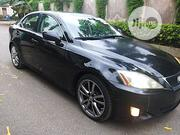 Lexus IS 2008 Black | Cars for sale in Lagos State