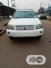 Toyota Highlander Limited V6 4x4 2006 White | Cars for sale in Lagos State, Apapa