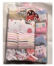 10 In 1 Unisex New Born Gift Pack(Sleepsuits | Children's Clothing for sale in Lagos State, Ikeja