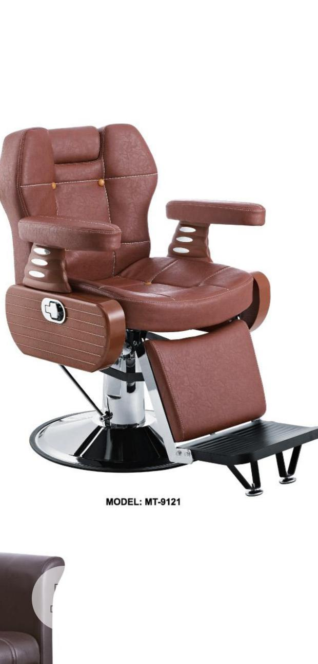 Barbing Salon Chair
