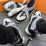 Nike Air Raid Crey_black Sneakers | Shoes for sale in Lagos State, Lagos Island