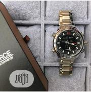 Naviforce Silver Men's Watch | Watches for sale in Lagos State, Agboyi/Ketu