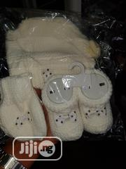 Set Of Booties,Socks N Cap For Babies | Children's Clothing for sale in Lagos State, Amuwo-Odofin