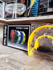 Quality Power 2 Tambourine | Musical Instruments & Gear for sale in Lagos State, Ojo