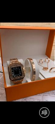 Cartier Complete Set   Watches for sale in Lagos State