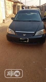 Honda Civic 2002 Black   Cars for sale in Abuja (FCT) State, Wuse 2