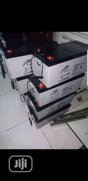 Original Brand New USA Batteries 200ah , Ritar Batteries With 1year Wt   Solar Energy for sale in Lagos State, Magodo