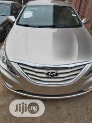 Hyundai Sonata 2012 Gold | Cars for sale in Lagos State, Agege