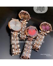 Original Emporio Armani Ladies Wristwatch Now Available In Store | Watches for sale in Lagos State, Lagos Island