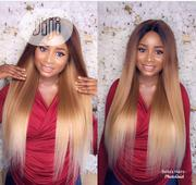 """24"""" Ombre Straight Closure Wig   Hair Beauty for sale in Lagos State"""