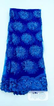 Blue Lace Fabric | Clothing for sale in Abuja (FCT) State, Dei-Dei