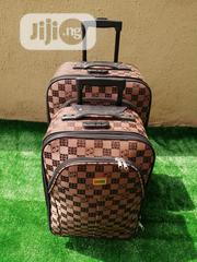 Checkers Design Travelling Luggage | Bags for sale in Edo State, Igueben