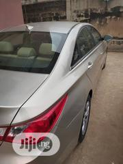 Hyundai Sonata 2012 Gold | Cars for sale in Lagos State, Surulere