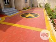 Stamped Concrete | Building & Trades Services for sale in Lagos State, Ajah
