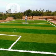 Artificial Grass. African Infulenced Landscape.   Building & Trades Services for sale in Anambra State, Anaocha