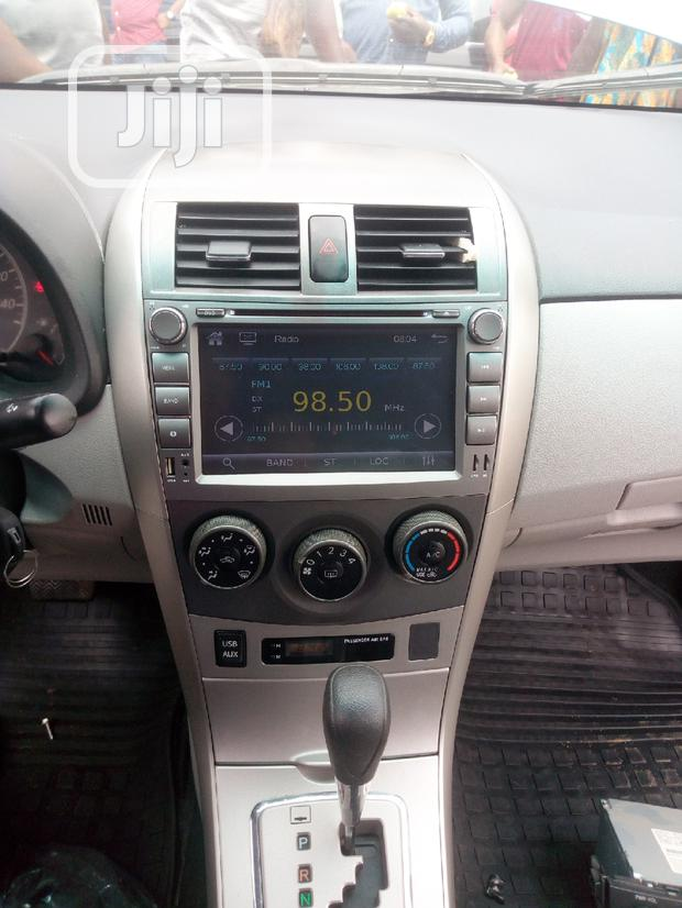 Toyota Corolla Car DVD With Camera