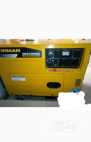 Sumec SD G7000 Firman DIESEL Generator 100%Coppa | Electrical Equipment for sale in Lagos State, Lekki Phase 1