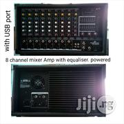 8 Channel Box Mixer With Equaliser And USB Port   Audio & Music Equipment for sale in Lagos State, Ipaja