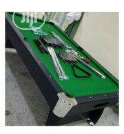 Brand New 8ft Snooker Pool Table With Complete Acessories | Sports Equipment for sale in Abuja (FCT) State, Central Business Dis
