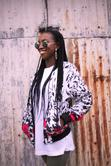 Azira Ankara Bomber Jacket   Clothing for sale in Port-Harcourt, Rivers State, Nigeria